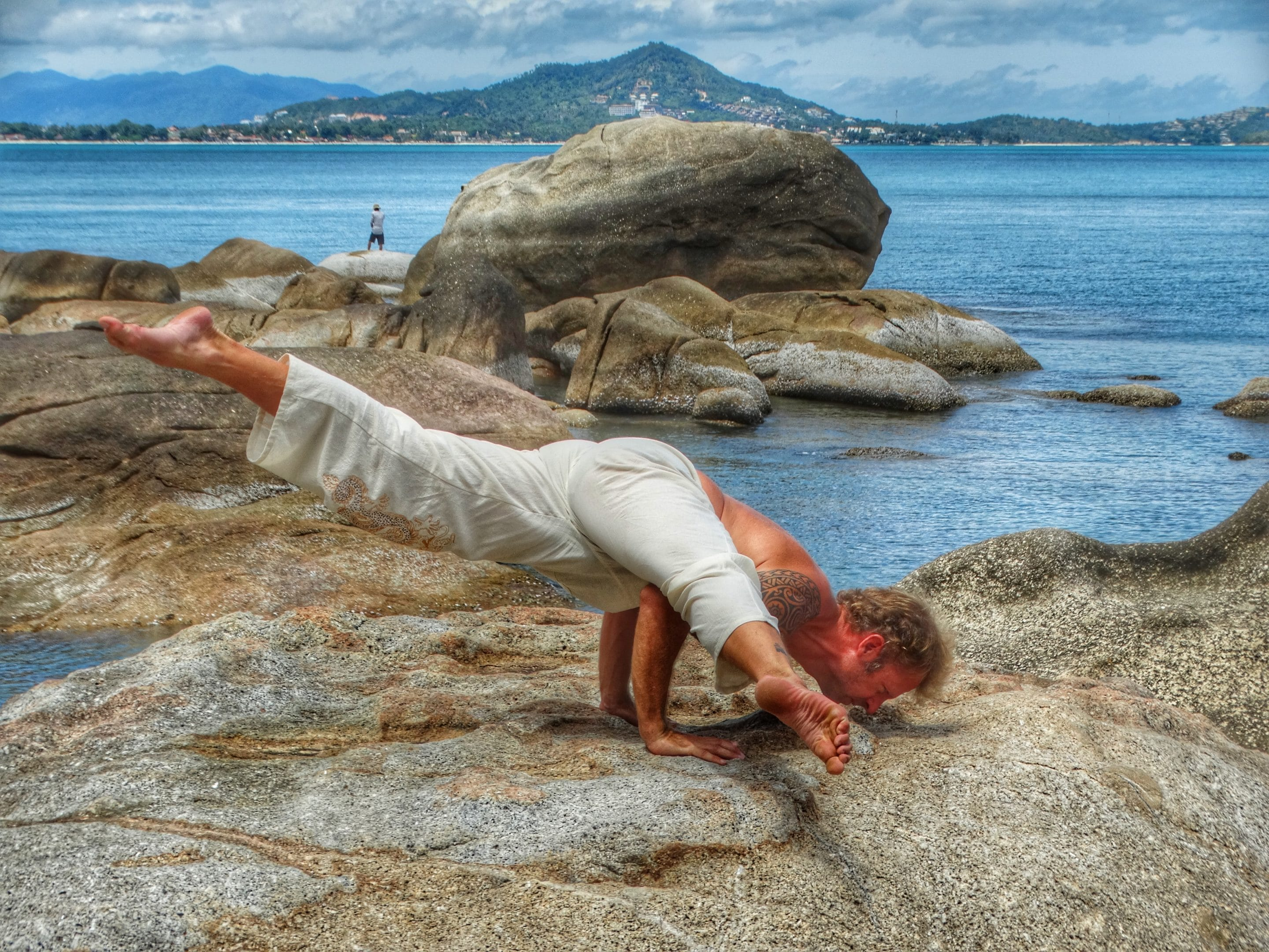 Yoga Arm Balance Workshop with Jeff Grant